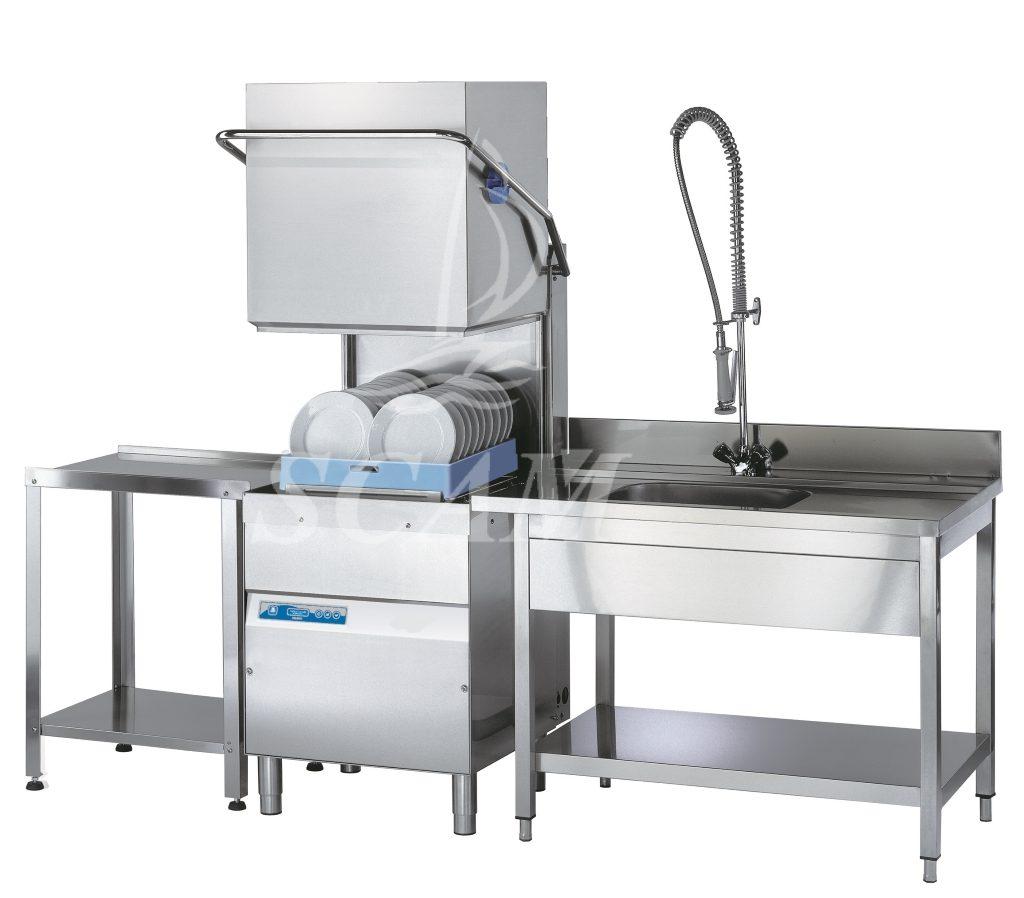 Lavelli professionali in acciaio inox - Scaminox