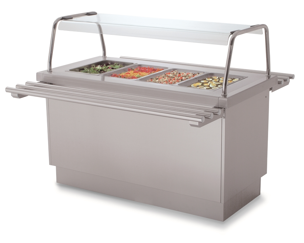 Linea self service refrigerata