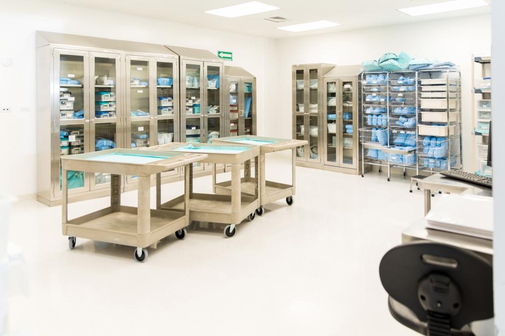 Armadi per medicinali e attrezzature