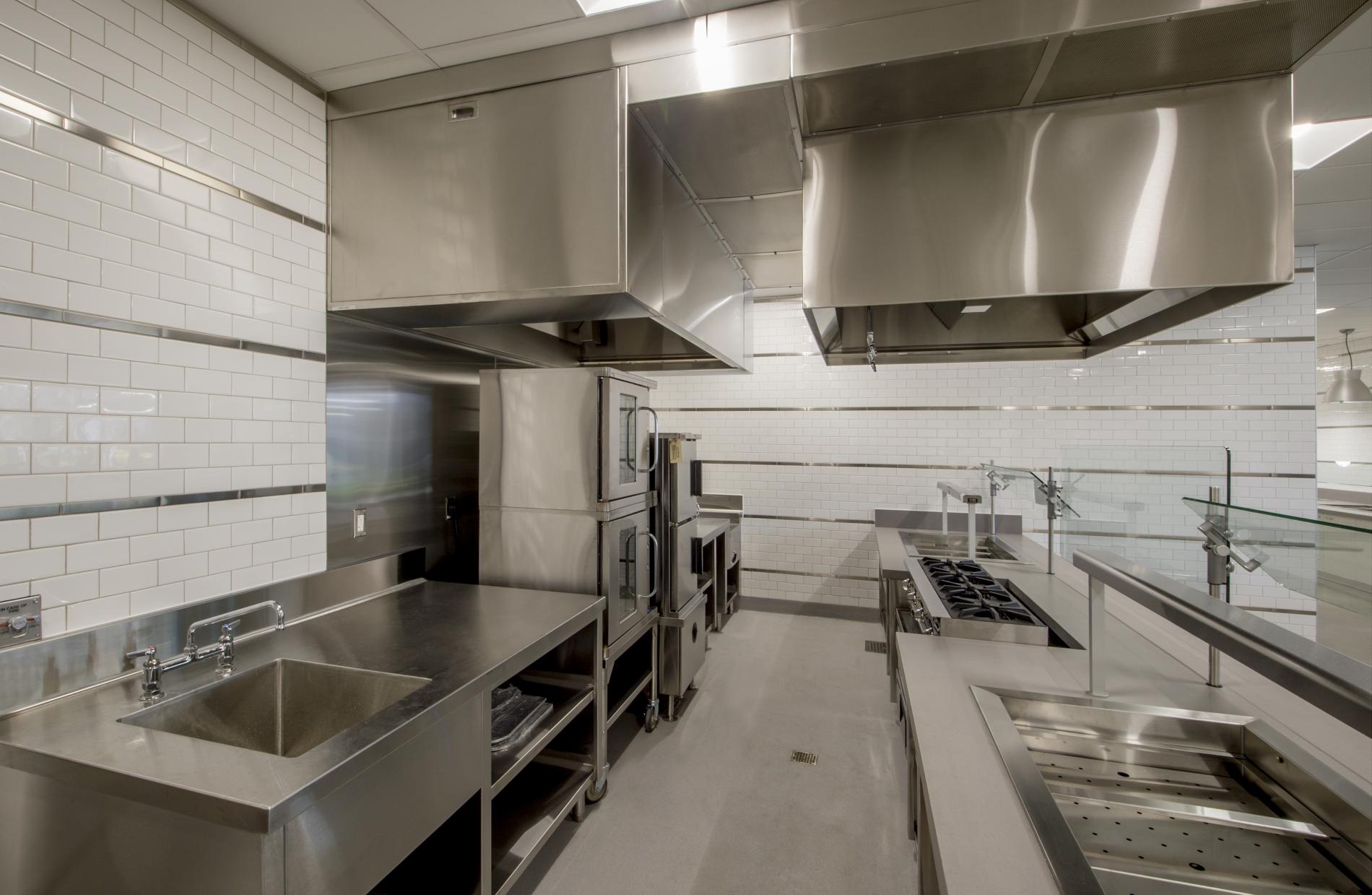 Cappe cucina a vista