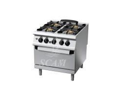Cucina su forno