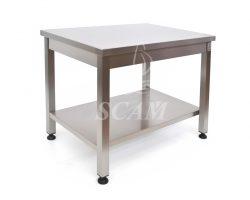 Tavolo aperto piano senza alzatina