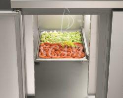 Vano tavoli refrigerati